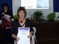 Winner of the Dardanup Art Award 2012 - Anastasija Komarnychyj
