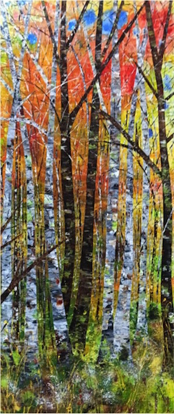Autumn Dreams - Plamenka Whitburn Packing Room Prize - WINNER
